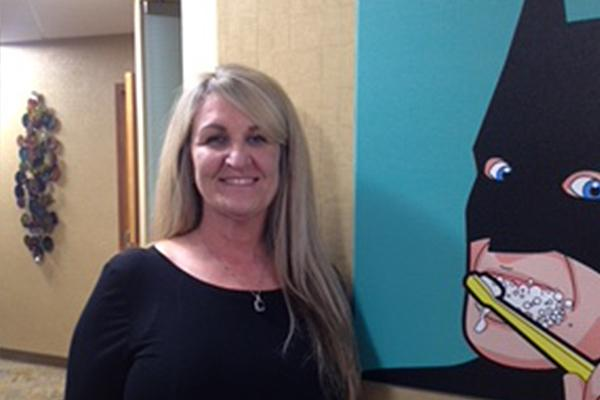 Jeanne, Head Dental Assistant Instructor