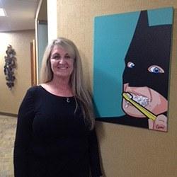 Headshot of head dental assistant instructor Jeanne